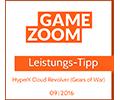 Gamezoom HyperX CloudX Revolver GoW Review