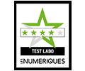 Les Numeriques HyperX Revolver review
