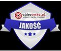 videotesty.pl HyperX Cloud Quality Award