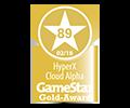 GamesStar HyperX Cloud Alpha 89/100 Award