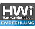 Hardwareinside Cloud Alpha S Empfehlung Award