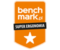 benchmark.pl Cloud Flight S Super Produkt; Super Ergonomia Award