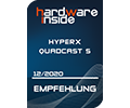Hardware Inside Quadcast S Empfehlung