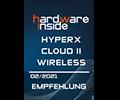 Hardware Inside Cloud II Wireless Empfehlung Award