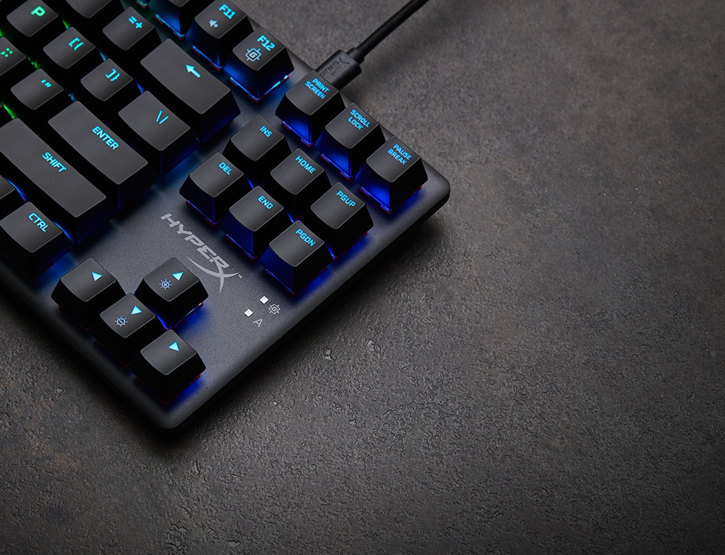 HyperX Alloy Origins Core Gaming Keyboard