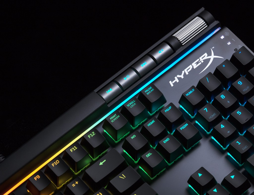 Alloy Elite Mechanical Gaming Keyboard