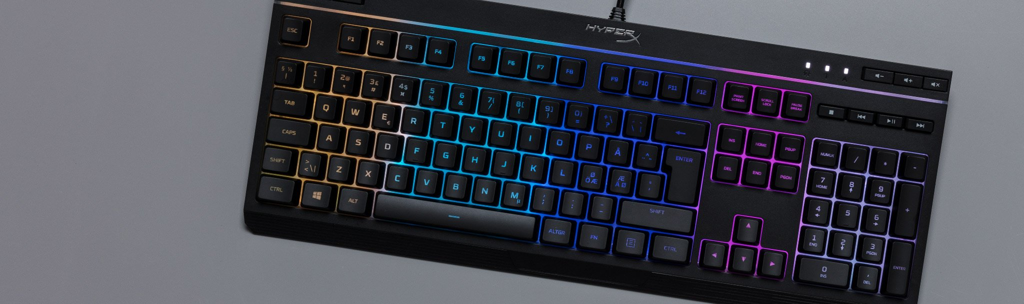 Alloy Core RGB Keyboard
