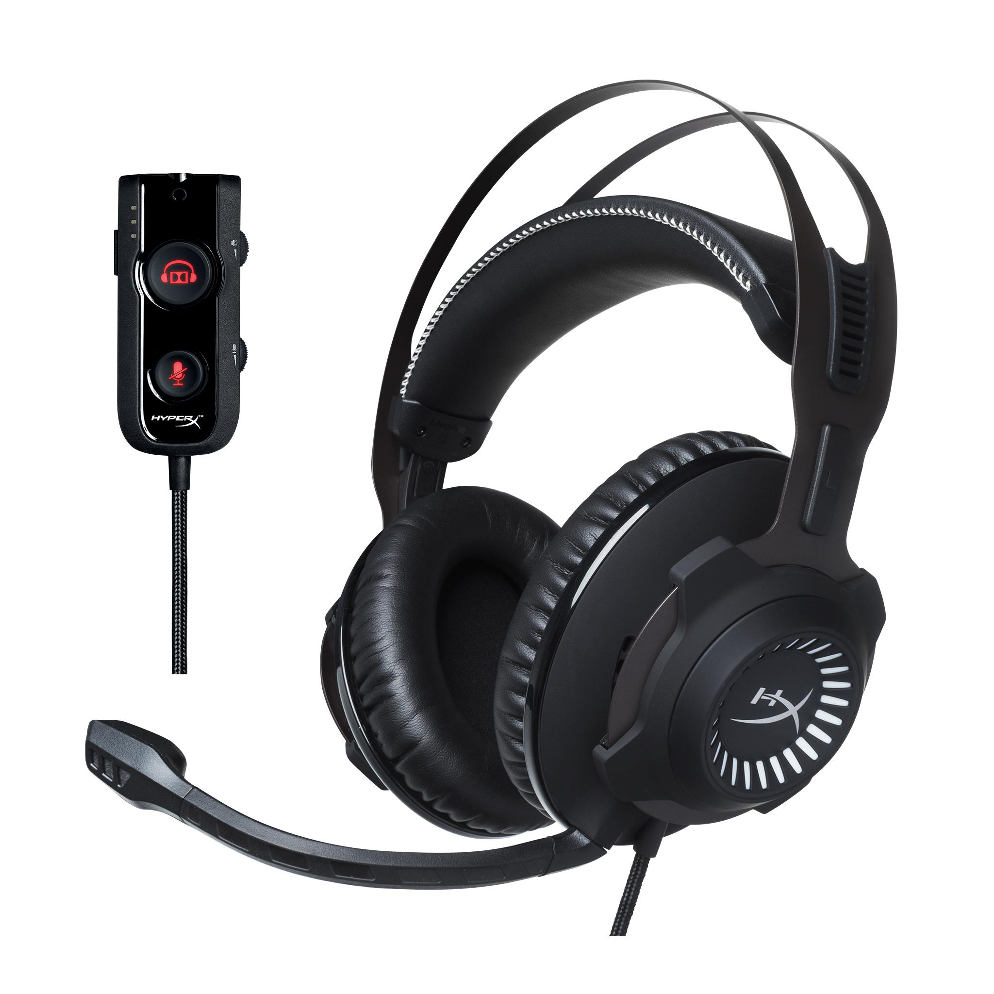 finest selection a970b b1aac Cloud Revolver Gaming Headsets – Ideal for FPS Gamers   HyperX