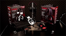 Your HyperX Cloud headset comes with all the accessories needed for the ultimate listening and gaming experience.