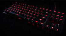 Thumbnail of HyperX Alloy FPS Pro Gaming Keyboard Red LED