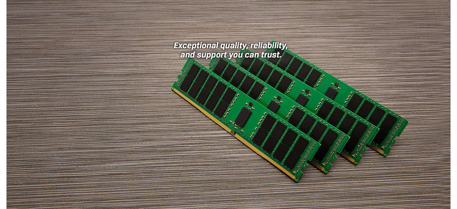 b5f0dd379fe3 Kingston - Largest Independent Manufacturer of Memory Products
