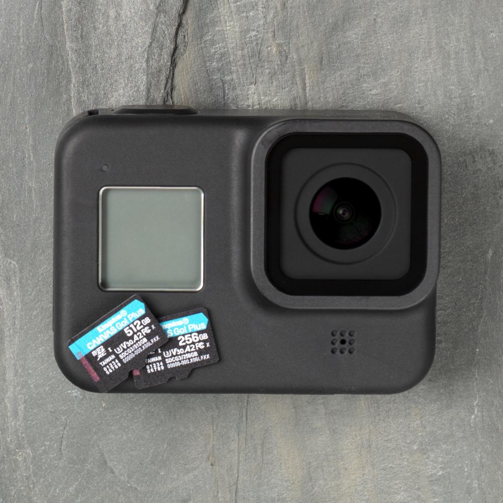 Ideaal voor actiecamera's en drones