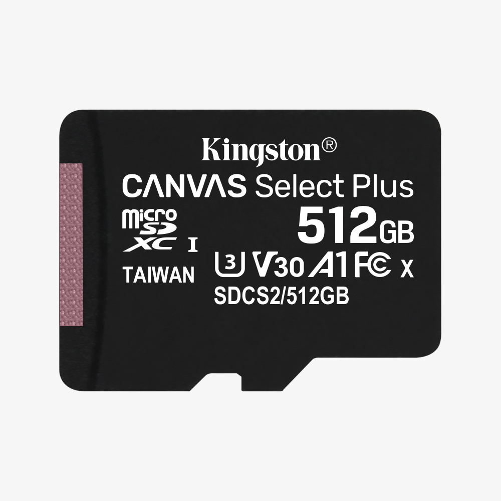 Canvas Select Plus microSD