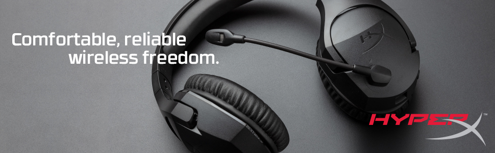 Comfortable, reliable wireless freedom.