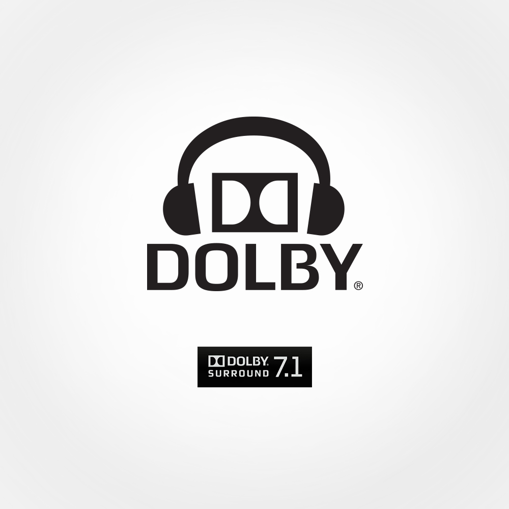 Plug N Play Dolby® Surround 7.1 audio technology