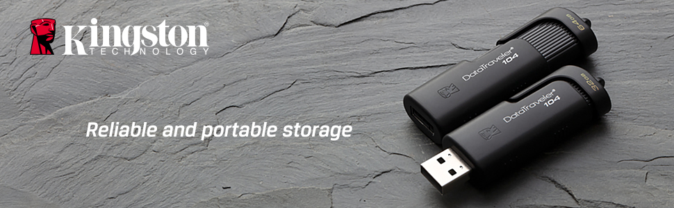 Reliable and portable storage
