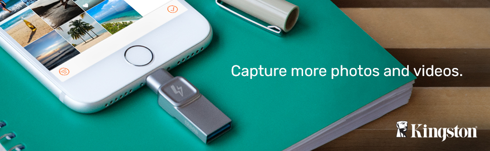 Capture more photos and videos