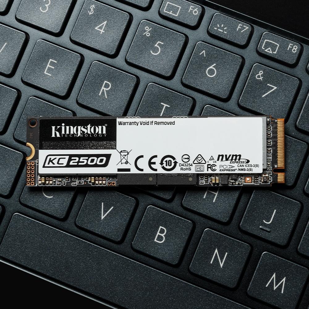 Incredible NVMe PCIe performance