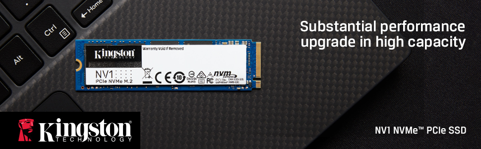Substantial performance upgrade in high capacity