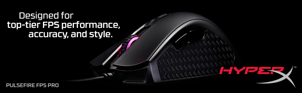 Designed for top-tier FPS performance, accuracy, and style.