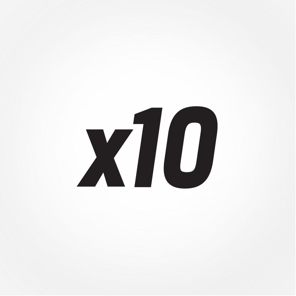 10 gange hurtigere end en harddisk