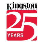 Kingston Technology Celebrates 25 Years