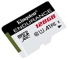 Kingston High Endurance microSD card