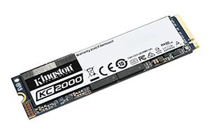 KC2000 NVMe PCIe SSD