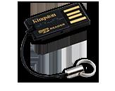 USB/MicroSD/SDHC Reader