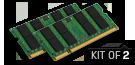 KVR800D2S6K2/2G