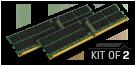 KVR667D2D4P5K2/16G
