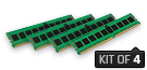 KVR21R15S4K4/32 [DDR4 PC4-17000 8GB 4枚組 ECC Registered]