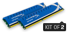 KHX1600C9D3K2/8G