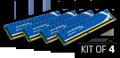 KHX1600C9D3K4/16GX