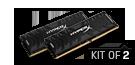 HX430C15PB3K2/32