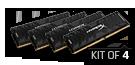 HX430C15PB3K4/16