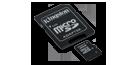 microSDHC Class 4
