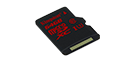 microSDHC/SDXC UHS-I U3