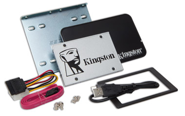 Kingston Ships New UV400 SSD