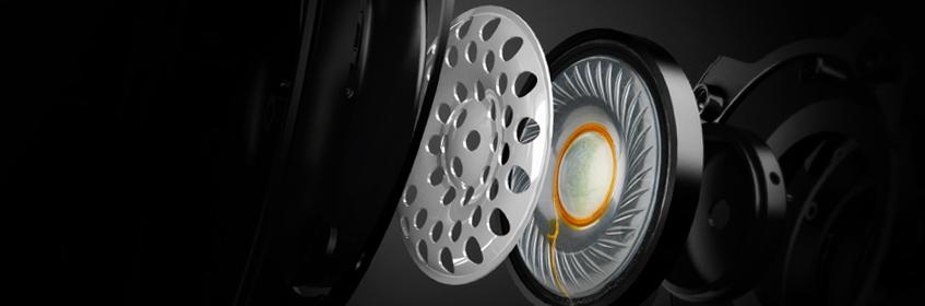 Audifono Gamer HyperX Cloud Stinger, Control de volumen, Micrófono con cancelación de ruido