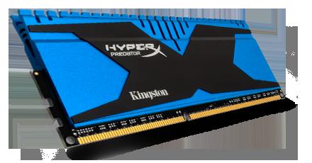 HyperX pred Blue