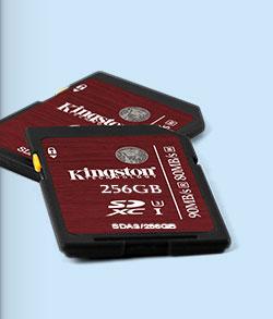 Karta Sdhc Sdxc Uhs I U3 16 512 Gb Kingston