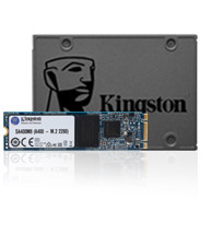 SSDs for Consumers - Replace Hard Drive | Kingston