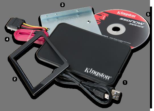 SSD Install Kit