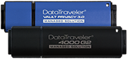 DataTraveler Vault Privacy 3.0 Managed Solution