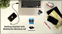 Getting Started with MobileLite Wireless G2