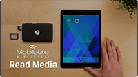How to Read Media & Import Photos with the 5-in-1 Mobile Companion | MobileLite Wireless G2