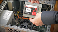 How to Install an SSD in a Dell Desktop PC