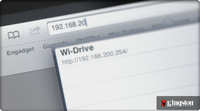 Wi-Drive: How to play iTunes DRM Movies