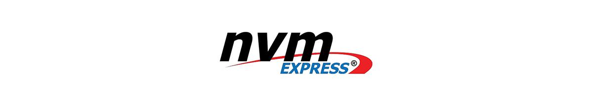 NVMe ロゴ